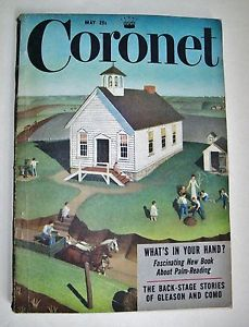 Coronet, May 1953 issue.