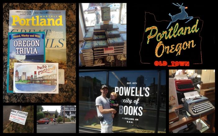 Portland Blog Collahge